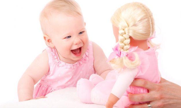 Lalki hiszpańskie -obecnie najpopularniejsze lalki dla dzieci.