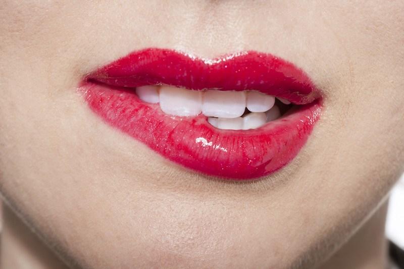 Piękne i pełne usta