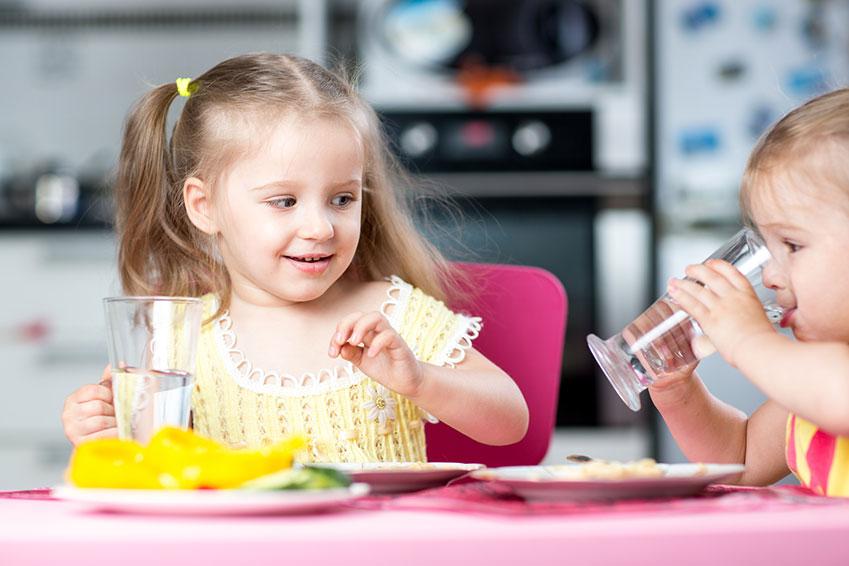Pożywne śniadanie dla dziecka