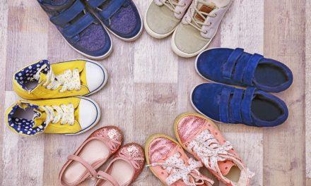 Buty dziecięce – dylematy i wskazówki