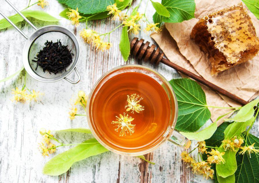 herbata z lipy