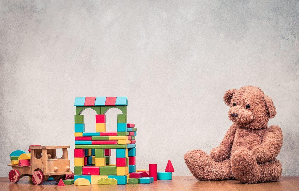 Tradycja przede wszystkim, czyli zabawki drewniane