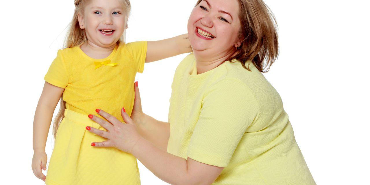 Chcesz modnie ubrać puszyste dziecko?