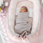 Element wyprawki dziecięcej – gniazdko niemowlęce