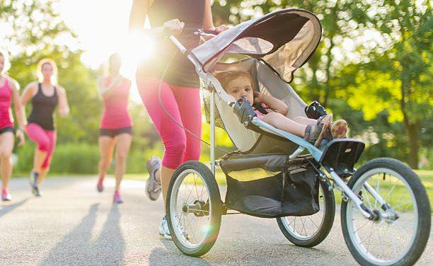 Wózek biegowy – rozwiązanie dla aktywnych mam